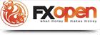 logo of FXOPEN LP LIMITED