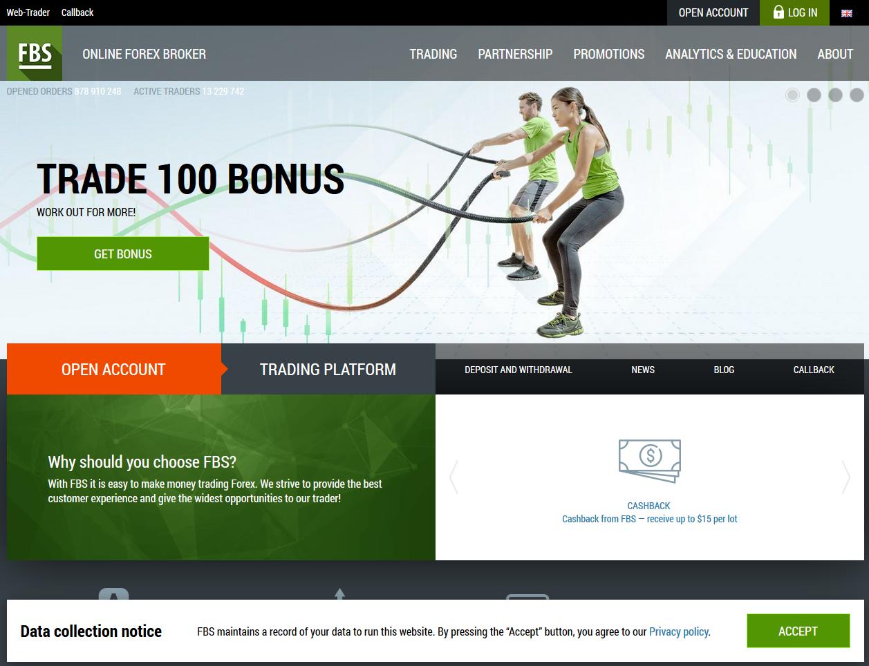 Screenshot of FBS Markets Inc.